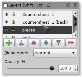New 'Countersheet' Layers
